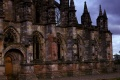 Roslyn Chapel South East corner from South