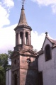 Culter Parish Church tower