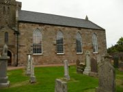 South elevation of Kilrenny Parish Church. Image: Kirsty Owen (October 2007)  Image ID: s1298_06.JPG